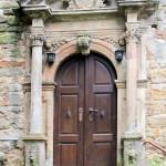 Teutschenthal, Ev. Kirche St. Viti Unterteutschenthal, Portal