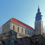 Thalbürgel, Ev. Kirche St. Georg (ehem. Benediktiner-Klosterkirche)