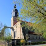 Thalbürgel, Ev. Kirche St. Georg (Klosterkirche)