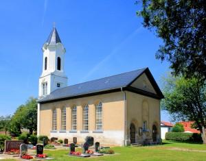 Thierbach, Ev. Pfarrkirche