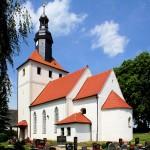Ev. Pfarrkirche in Threna