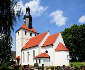 Threna, Ev. Pfarrkirche