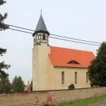 Tiefensee, Ev. Pfarrkirche