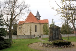 Tiefensee, Ev. Pfarrkirche, Chor