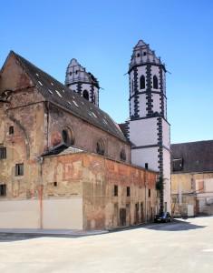 Torgau, ehem. Nikolaikirche