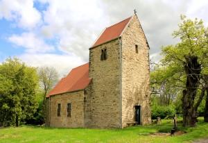 Dehlitz/Saale, Ev. Kirche Treben