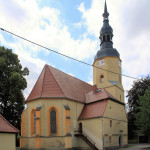 Treben, Ev. Pfarrkirche St. Nikolaus und Katharina