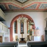 Trebsen/Mulde, Ev. Stadtkirche, Blick in den Chor