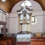 Tröbsdorf, Ev. Kirche, Altar