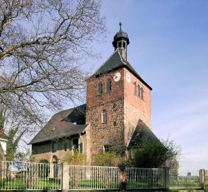 Untergeißlau, Ev. Kirche St. Georg
