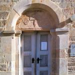 Untergeißlau, Ev. Kirche St. Georg, Portal