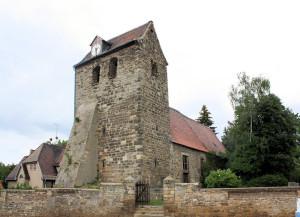 Volkmaritz, Ev. Kirche St. Bonifatius