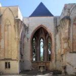 Ev. Kirche Wachau (Zustand Juni 2021), Chor