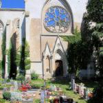 Ev. Kirche Wachau (Zustand Juni 2021)