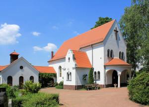 Friedhofskapelle Wahren