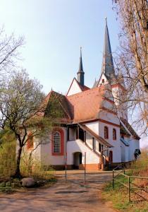 Wahren, Ev. Gnadenkirche