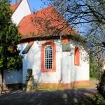 Wahren, Ev. Gnadenkirche, Chor