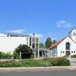 Wahren, Kath. Pfarr- und Klosterkirche St. Albert