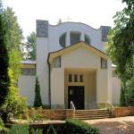 Waldheim, Friedhofskapelle