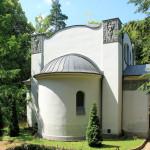 Friedhofskapelle Waldheim