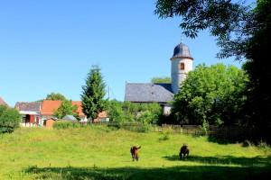Wasewitz, Ev. Pfarrkirche