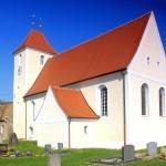 Weltewitz, Ev. Pfarrkirche