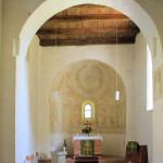 Weidenhain, Ev. Pfarrkirche, Chor