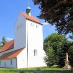 Weidenhain, Ev. Pfarrkirche