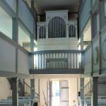 Weischütz, Ev. Kirche, Orgel