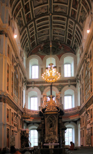 Weißenfels, Ev. Schlosskapelle St. Trinitatis