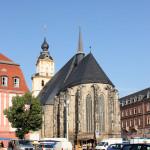 Weißenfels, Ev. Stadtkirche St. Marien