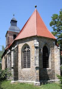 Wengelsdorf, Ev. Kirche
