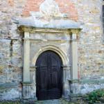 Wengelsdorf, Ev. Kirche, Portal