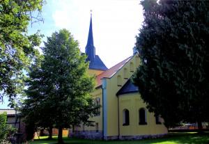 Werben, Ev. Pfarrkirche