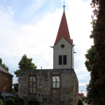 Werderthau, Ev. Kirche