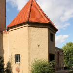 Werderthau, Ev. Kirche, Anbau
