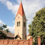 Werderthau, Ev. Kirche, Turm