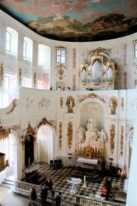 Wermsdorf, Jagdschloss Hubertusburg, Kapelle
