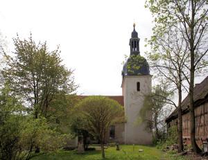 Weßmar, Ev. Kirche