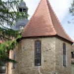 Weßmar, Ev. Kirche, Chor