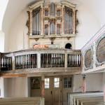Weßmar, Ev. Kirche, Orgel