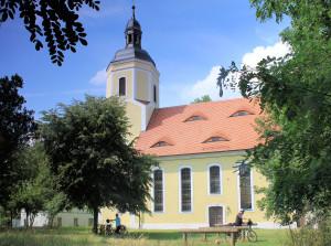 Weßnig, Ev. Pfarrkirche