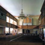 Weßnig, Ev. Pfarrkirche, Orgelprospekt