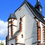 Wickershain, Ev. Marienkirche, Westportal