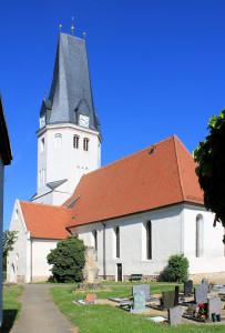 Wiedemar, Ev. Pfarrkirche St. Katharinen