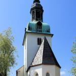 Wiederau, Ev. Pfarrkirche, Chor