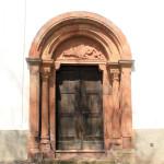 Wiederau, Ev. Pfarrkirche, Portal
