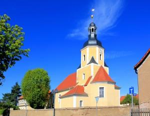 Wiederau, Ev. Pfarrkirche
