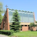 Wiederitzsch, Kath. St.-Gabriel-Kirche