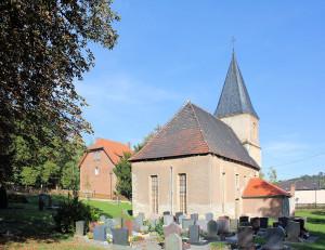 Wildschütz, Ev. Kirche